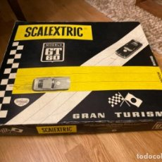 Scalextric: ESTUCHE / CAJA - MODELO GT 60 / GT-60 - SCALEXTRIC EXIN MERCEDES 250 MADE SPAIN SLOT MIRA SIN COCHE. Lote 231500920