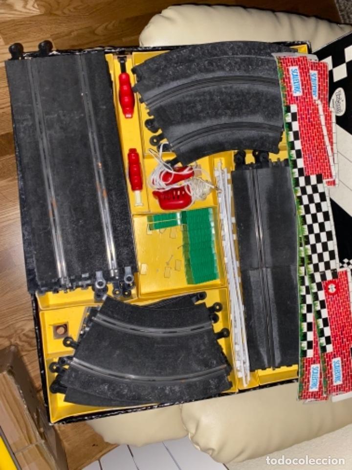 Scalextric: ESTUCHE / CAJA - Modelo GT 60 / GT-60 - SCALEXTRIC EXIN MERCEDES 250 MADE SPAIN SLOT Mira SIN COCHE - Foto 7 - 231500920