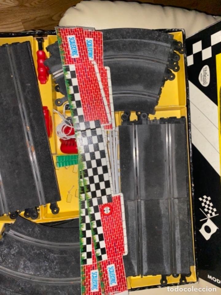 Scalextric: ESTUCHE / CAJA - Modelo GT 60 / GT-60 - SCALEXTRIC EXIN MERCEDES 250 MADE SPAIN SLOT Mira SIN COCHE - Foto 11 - 231500920