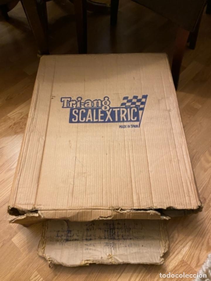 Scalextric: ESTUCHE / CAJA - Modelo GT 60 / GT-60 - SCALEXTRIC EXIN MERCEDES 250 MADE SPAIN SLOT Mira SIN COCHE - Foto 20 - 231500920