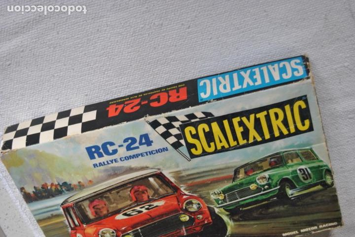 Scalextric: CIRCUITO EXIN RC 24 SCALEXTRIC SIN COCHES - Foto 5 - 232923910