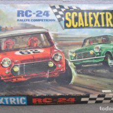 Scalextric: CIRCUITO EXIN RC 24 SCALEXTRIC SIN COCHES. Lote 232923910