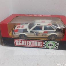 Scalextric: COCHE DE SCALEXTRIC NUEVO POR ESTRENAR CON SU CAJA ORIGINAL. Lote 233821870