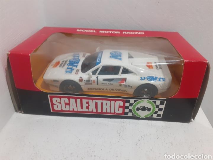 COCHE DE SCALEXTRIC NUEVO POR ESTRENAR CON SU CAJA ORIGINAL (Juguetes - Slot Cars - Scalextric Exin)