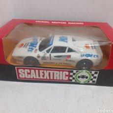 Scalextric: COCHE DE SCALEXTRIC NUEVO POR ESTRENAR CON SU CAJA ORIGINAL. Lote 233822540