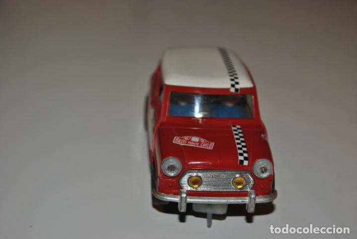MINI COOPER SCALEXTRIC EXIN REF C-45 MADE IN SPAIN (Juguetes - Slot Cars - Scalextric Exin)