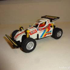 Scalextric: SCALEXTRIC. EXIN. TT. BUGGY BLANCO THUNDER FLASH. Lote 233906795