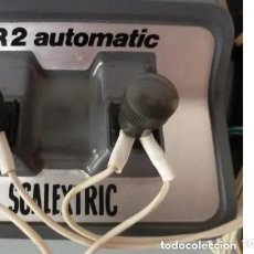 Scalextric: SCALEXTRIC- FOTO 935- MODELO TR-2- TRAFO Y MANDOS-PESO 1,500 KGS.. Lote 234354170
