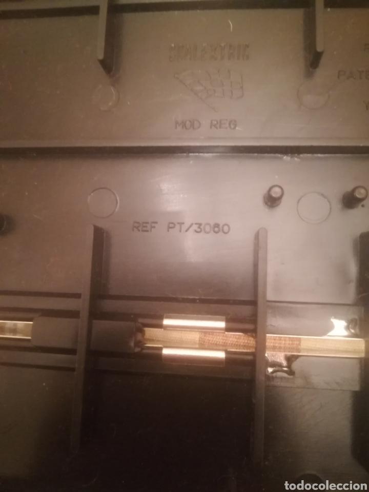 Scalextric: Scalextric.Lote 6 ( Seis ) Tramos Pistas Rectas PT/3060.Pertenecientes a GP58. - Foto 4 - 234763035