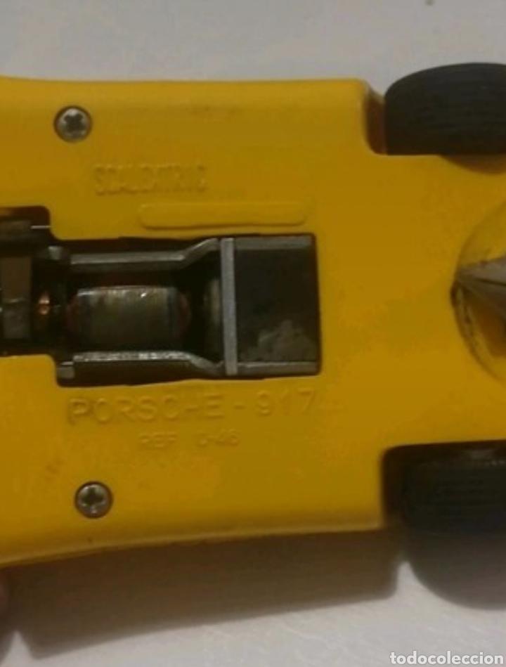 Scalextric: Porsche Scalextric vintage color amarillo - Foto 4 - 234784635