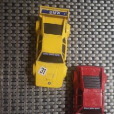 Scalextric: 2 BMW M1. Lote 235180980