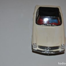 Scalextric: MERCEDES 250 SL SCALEXTRIC REF C 32 EXIN MADE IN SPAIN CAPOTA NEGRA. Lote 235321790