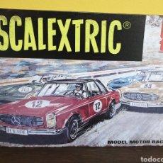 Scalextric: MATRICULA METALICA SCALEXTRIC EXIN. Lote 235384795