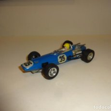 Scalextric: SCALEXTRIC. EXIN. BRM AZUL 2º SERIE. REF. C-37. Lote 235433950