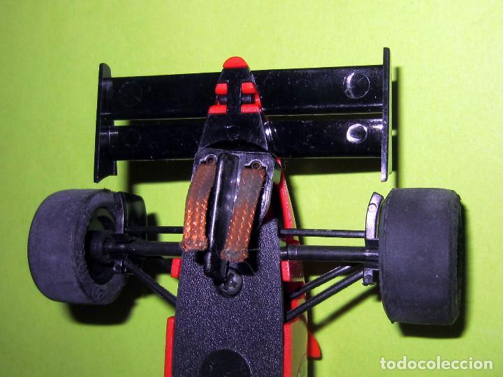 Scalextric: FERRARI F1/87 Nº 27 ROJO ORIGINAL 100 X 100 EN MUY BUEN ESTADO - Foto 14 - 235484360