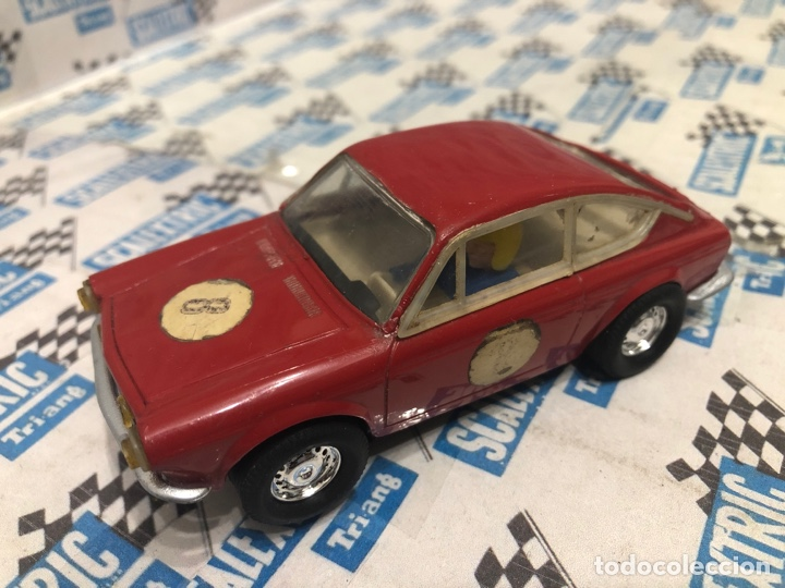 SEAT 850 SCALEXTRIC EXIN (Juguetes - Slot Cars - Scalextric Exin)