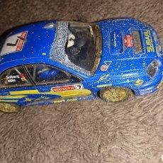 Scalextric: VIEJO COCHE SCALESTRIC, SUBARU IMPREZA WRC. Lote 235784785
