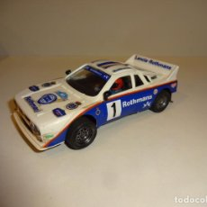 Scalextric: SCALEXTRIC. EXIN. LANCIA 037 ROTHMANS. Lote 235843695