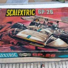 Scalextric: CAJA SCALEXTRIC GP-26 COMPLETO VER FOTOS. Lote 236032660