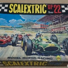 Scalextric: CIRCUITO GP 22 SCALEXTRIC EXIN. Lote 236268185