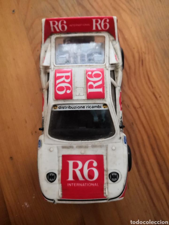 SLOT 1:32 SCALEXTRIC EXIN LANCIA 037 R6 REF. 8317 DE 1988 (Juguetes - Slot Cars - Scalextric Exin)