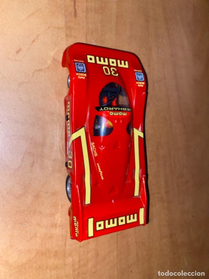 Scalextric: Porsche 962-C Momo SRS Scalextric Exin - Foto 2 - 236353650