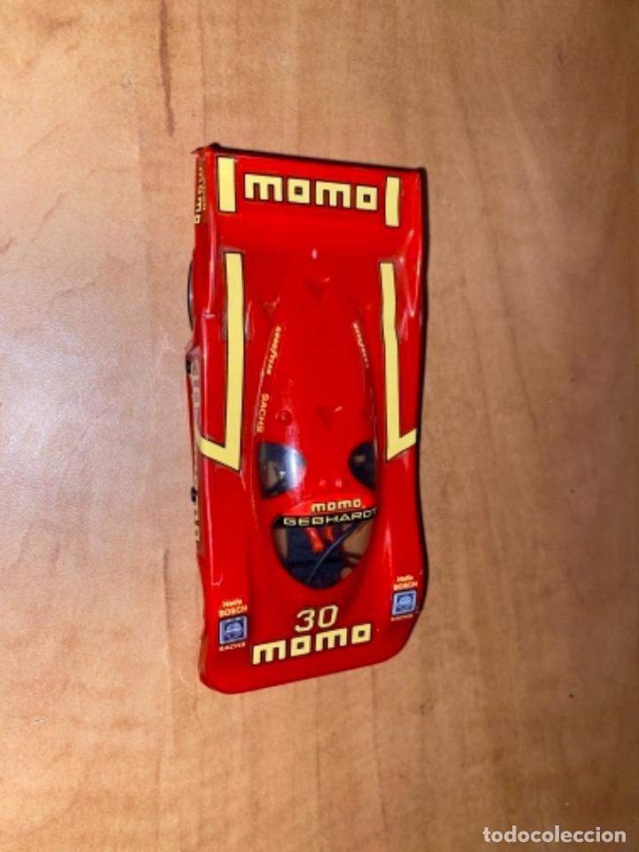 Scalextric: Porsche 962-C Momo SRS Scalextric Exin - Foto 3 - 236353650