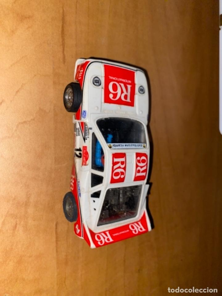SCALEXTRIC EXIN LANCIA RALLY 037 R6 (Juguetes - Slot Cars - Scalextric Exin)