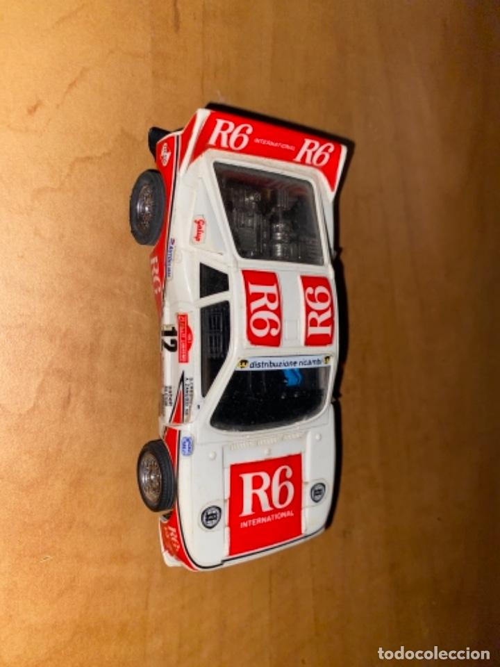 Scalextric: SCALEXTRIC EXIN LANCIA RALLY 037 R6 - Foto 2 - 236354310
