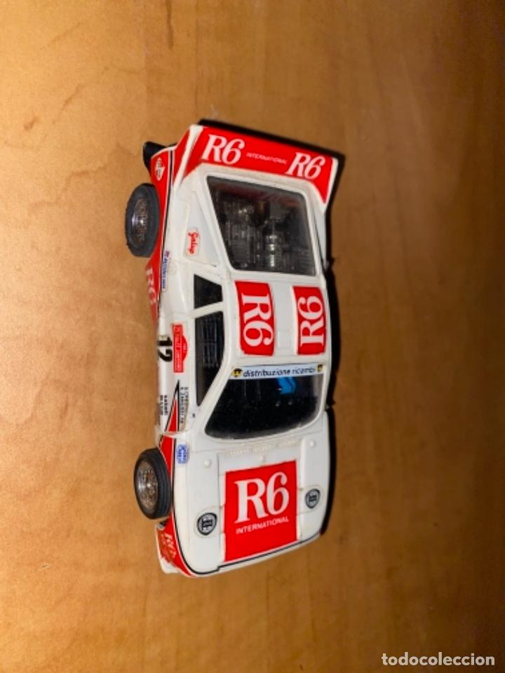 Scalextric: SCALEXTRIC EXIN LANCIA RALLY 037 R6 - Foto 3 - 236354310