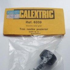 Scalextric: SLOT SCALEXTRIC EXIN BLISTER TREN RUEDAS POSTERIOR BMW M3. Lote 236712230