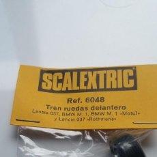Scalextric: SLOT SCALEXTRIC EXIN TREN RUEDAS DELANTERO LANCIA 037 Y BMW M1. Lote 236716255