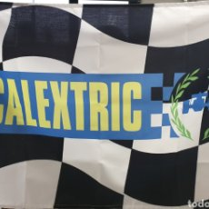 Scalextric: BANDERA SCALEXTRIC EXIN. Lote 237290380