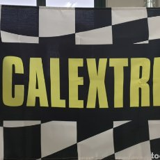 Scalextric: BANDERA SCALEXTRIC EXIN. Lote 237290675