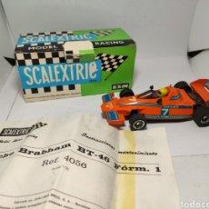 Scalextric: SCALEXTRIC BRABHAM BT46 F1 EXIN REF. 4056 NARANJA. Lote 237388770
