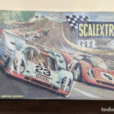 Scalextric: SCALEXTRIC GT LEMANS 30 , SIN COCHES. Lote 237439200