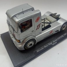 Scalextric: SCALEXTRIC CAMION MERCEDES JARAMA. Lote 237585075