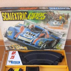 Scalextric: SCALEXTRIC EXIN CIRCUITO GP25. Lote 237694615