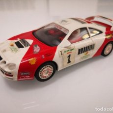 Scalextric: NINCO TOYOTA CELICA GT-FOUR RALLY CANARIAS 1997 REF 50152 SCALEXTRIC. Lote 238168195