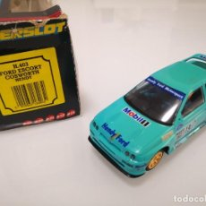 Scalextric: SCALEXTRIC FORD ESCORT COSWORTH C-403 SUPERSLOT. Lote 238168250