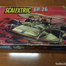 Scalextric: CAJA SCALEXTRIC CIRCUITO GP-26. Lote 238321445