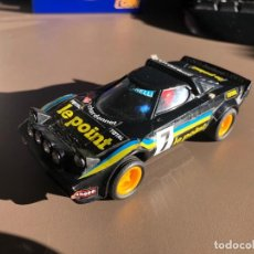 "Scalextric: VENDO LANCIA STRATOS ""LE POINT - REF. 4055/65 DE SCALEXTRIC.. Lote 238506255"