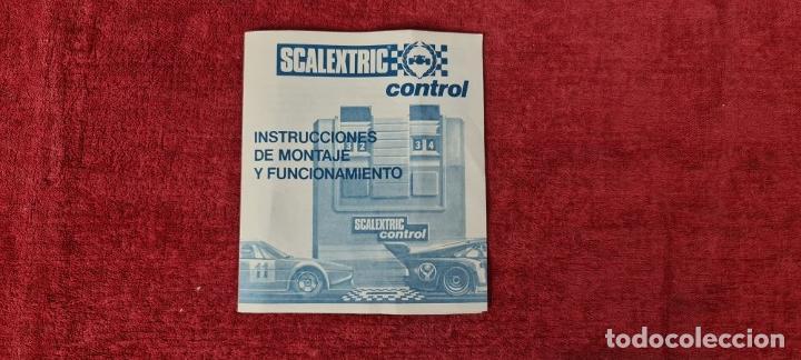 Scalextric: PISTA DE SCALEXTRIC GP.84. EXIN. INCOMPLETA. CIRCA 1970. - Foto 12 - 239371395