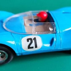Scalextric: FERRARI GT 330 AZUL DE EXIN REF C 41. Lote 240214405
