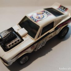 Scalextric: FORD MUSTANG DRAGSTER BLANCO RF 4049. Lote 240287835