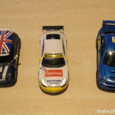 Scalextric: COCHES SCALEXTRIC ESCALA PEQUEÑA. Lote 240489215