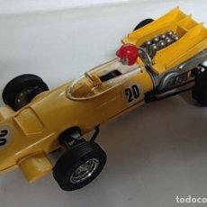 Scalextric: MCLAREN F1 DE EXIN AMARILLO REF C43. Lote 240819970