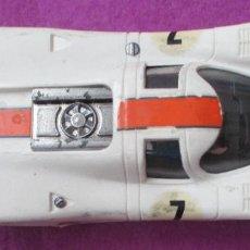 Scalextric: COCHE BLANCO PORSCHE 917 REF. C- 46 SCALEXTRIC MADE IN SPAIN CON CAJA. Lote 240945705