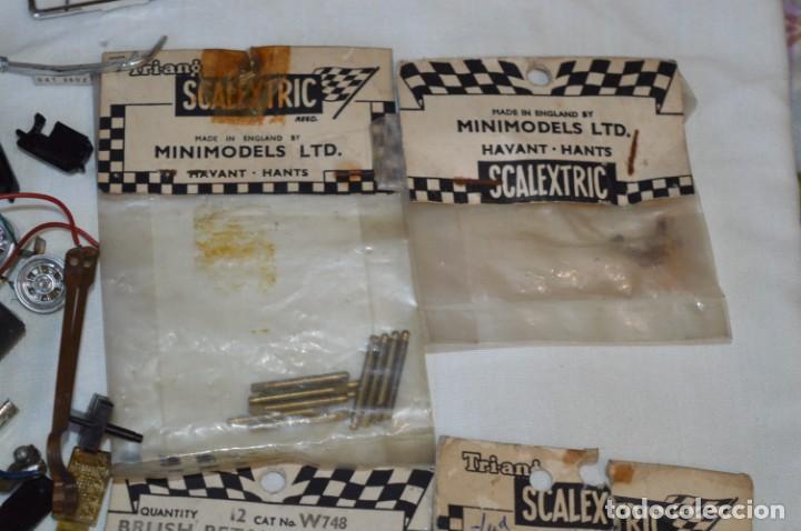 Scalextric: Lote ANTIGUO - Piezas / Repuestos / Coches Slot y más - SCALEXTRIC TRIANG / Tri-ang -- ¡Mira fotos! - Foto 5 - 241197725