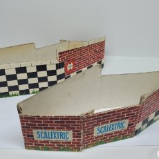 Scalextric: SCALEXTRIC 2 SOPORTES PUENTES. EXIN.. Lote 241230815